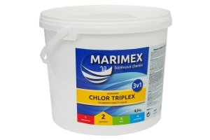 Chlor Triplex 4,6 kg.