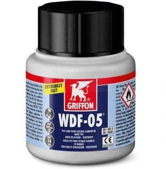 Klej Griffon 125 ml z pędzelkiem do instalacji PVC