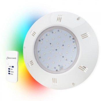 Lampa Flat Seamaid 502877 LED RGB 16 W + pilot