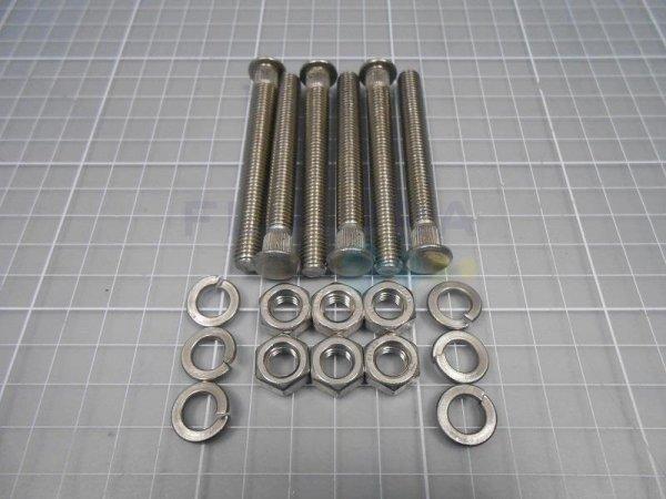 Zestaw śrub do mocowania szczebli - drabinka ASTRALPOOL