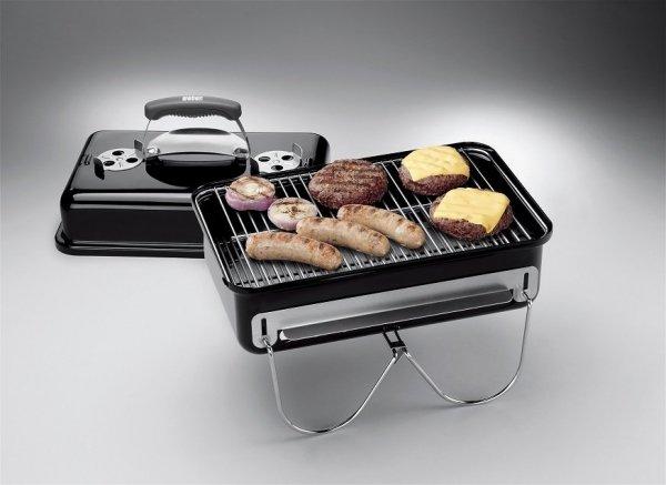 Grill węglowy Go Anywhere Weber