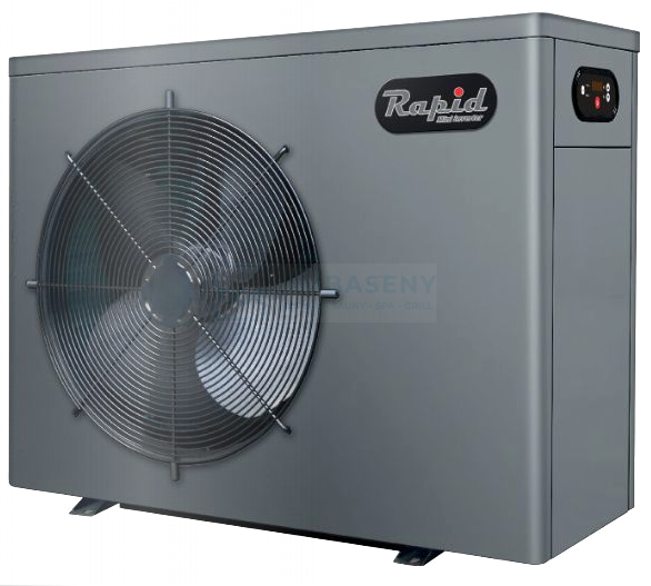 Pompa ciepła Rapid Mini Inverter 6 kW