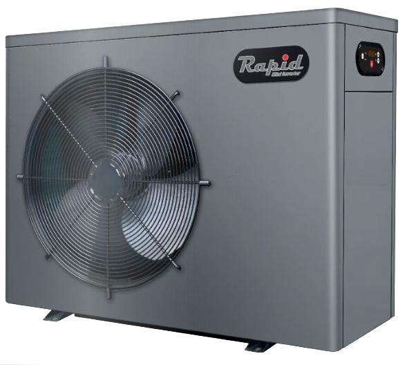 Pompa ciepła Fairland Rapid Mini Inverter 12,5 kW