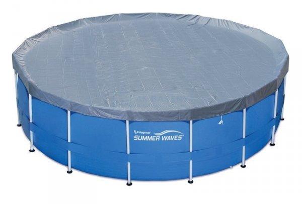 Uniwersalna pokrywa na basen 457 cm