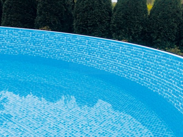 Folia 5,5 x 3,7 x 1,2 - Mosaic - 0,3 mm