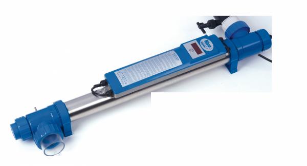 Lampa UV Blue Lagoon UV-C Timer 75