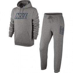 Dres Sportowy Komplet Nike M NSW TRK ST FLC GX SWSH 804306 063