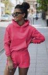 Komplet dresowy Kango różowy