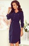 Koszulowa sukienka Numoco 258-3 Brooke