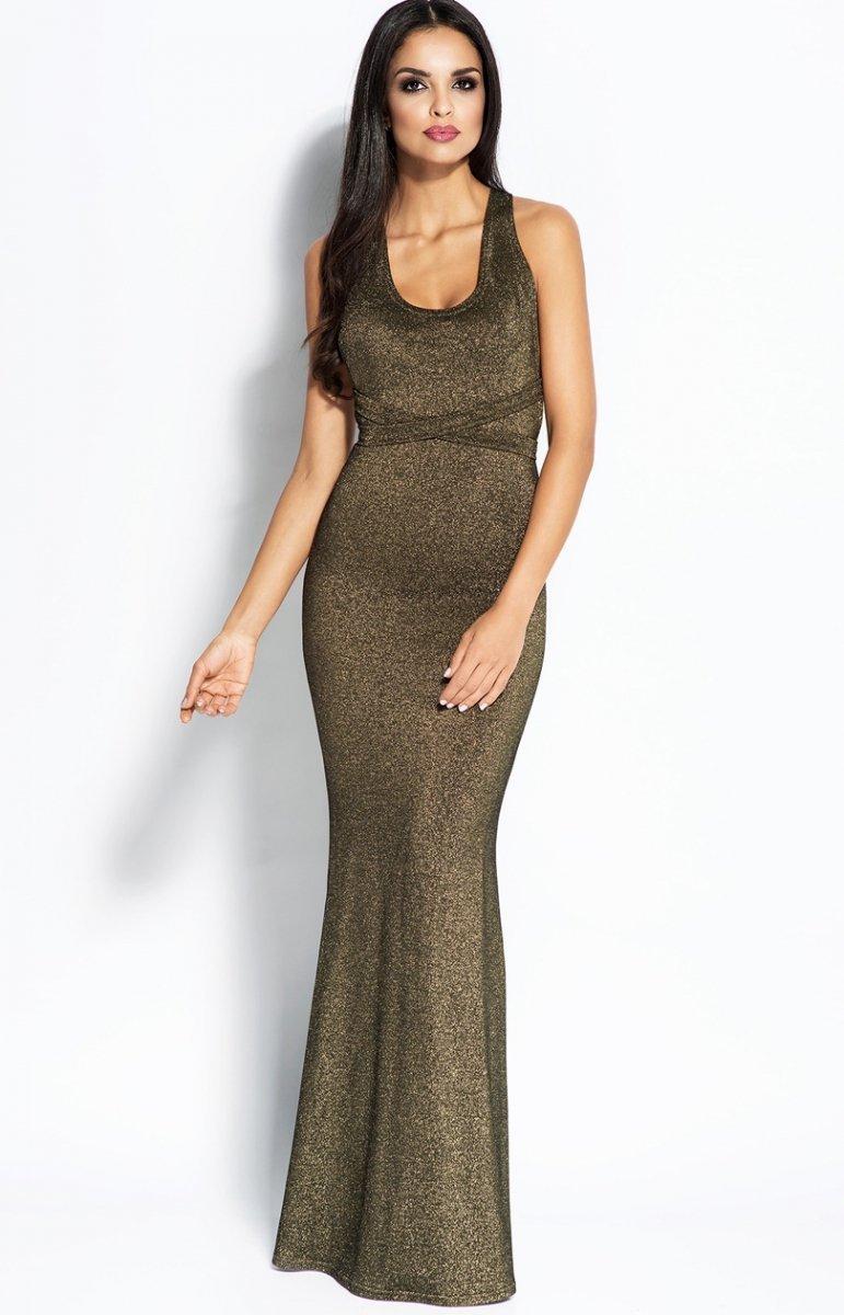 bf8da9f09a Dursi Cindy sukienka złota - Sukienki damskie Dursi - Modne sukienki ...