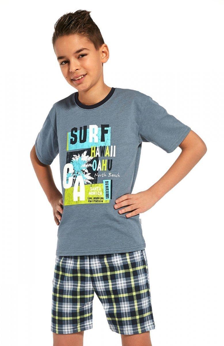 ae659fba9644e3 Cornette Young Boy 790/70 Surf piżama – Piżamy dziecięce – Bielizna ...
