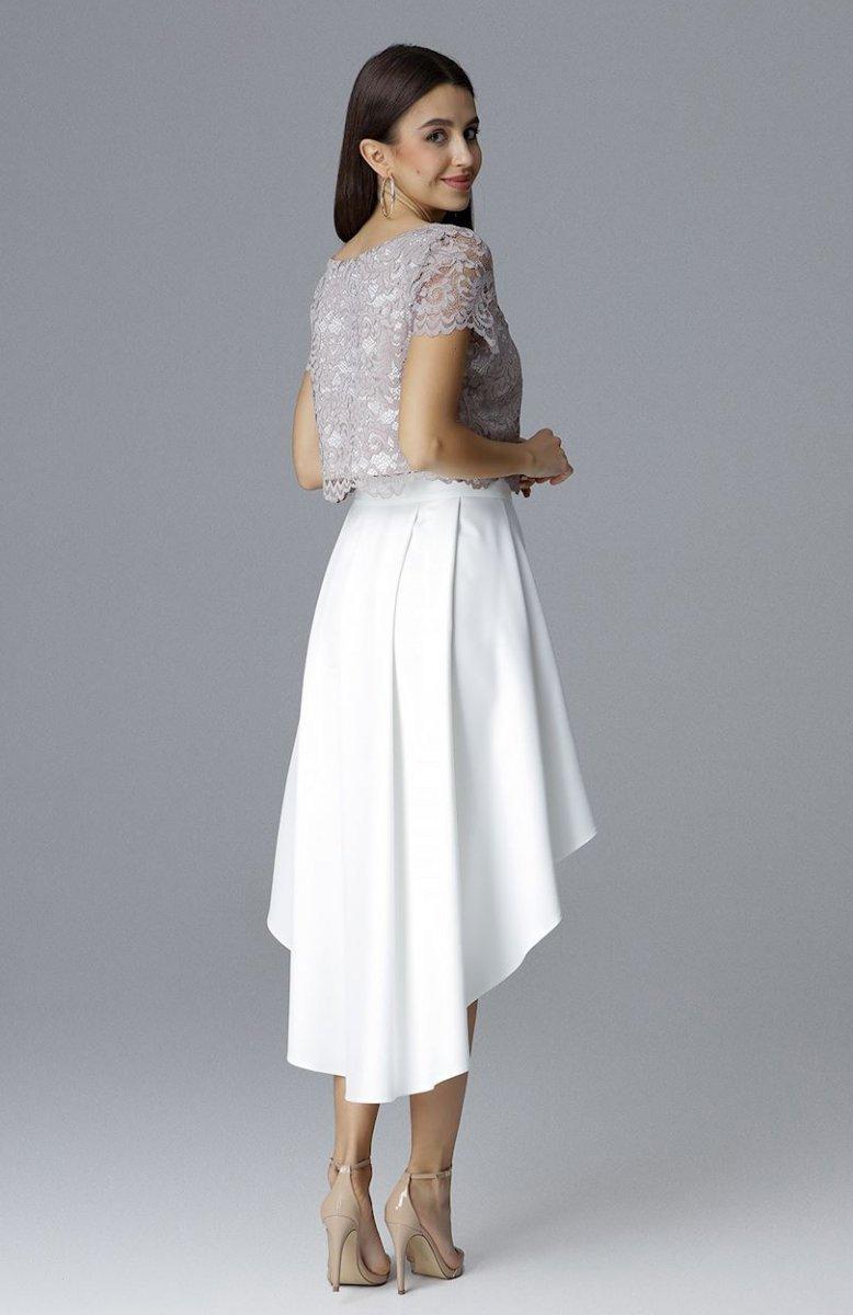 d3ca170794 Figl M641 spódnica i top - Sukienki koronkowe - Sukienki - MODA ...