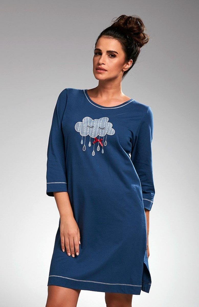 722ba9b4a Cornette 641/188 Cloud koszula nocna – Koszulki bawełniane i ...