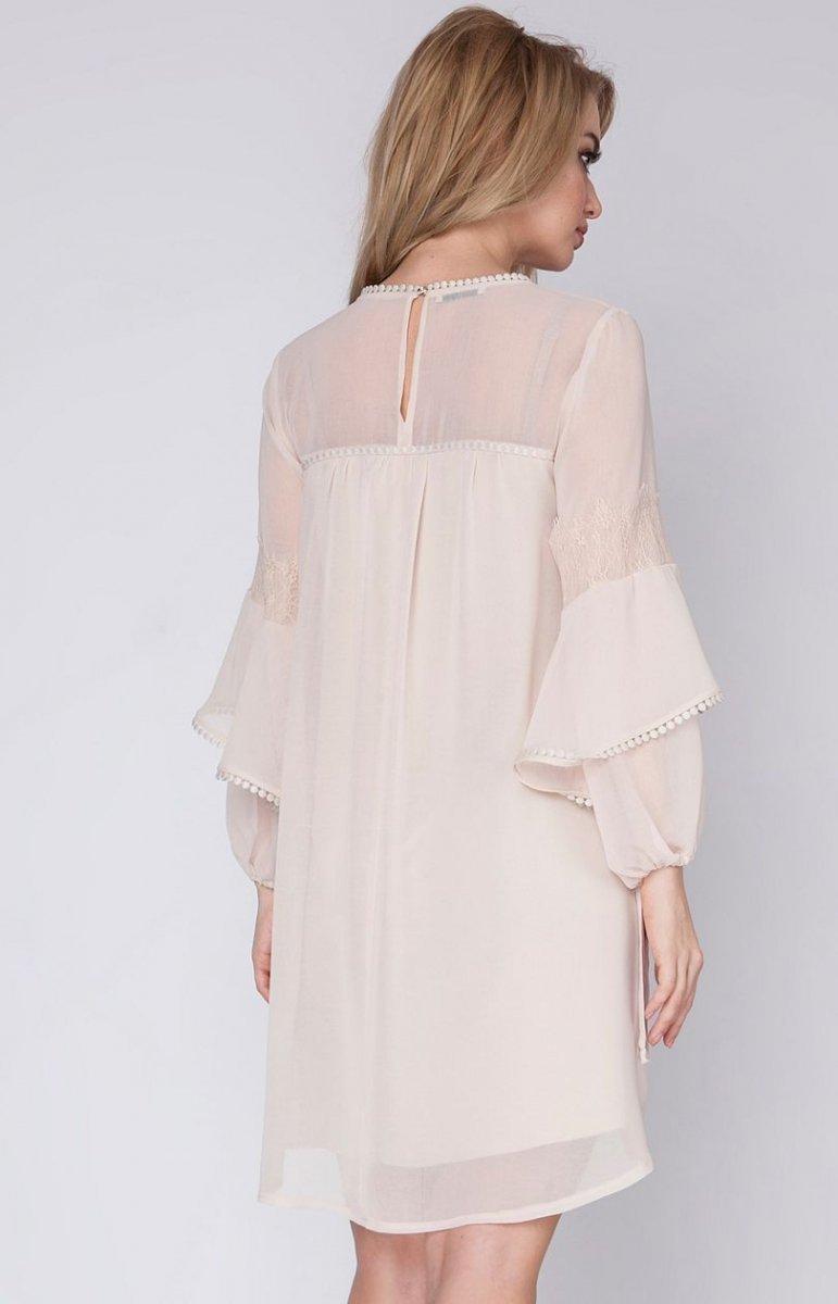 54fb2220 Milu by Milena Płatek MP517 sukienka - Sukienki rozkloszowane ...