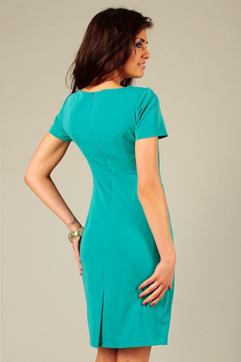af4f67b411 Vera Fashion Rachela sukienka turkusowy - Sukienki wizytowe Vera ...