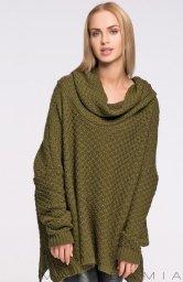 Makadamia S30 sweter khaki