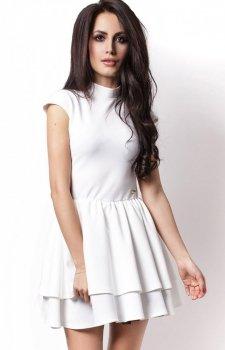 Ivon 200 sukienka biała