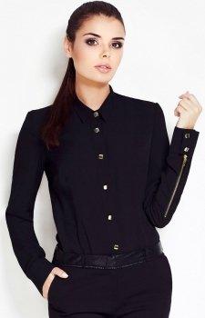 Awama A52 koszula czarna