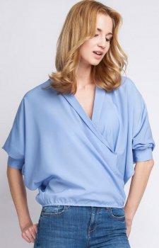 Lanti BLU126 bluzka niebieska