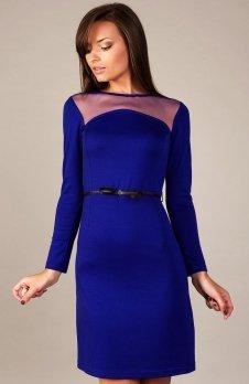 Vera Fashion Giselle sukienka szafirowy