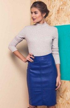 Cover GR1102 spódnica niebieska