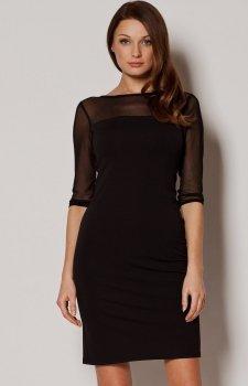 Figl M237 sukienka czarna