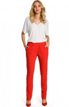 Moe M351 spodnie czerwone