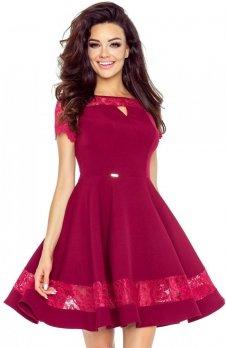 c8e7815b73 Lemoniade L262 sukienka szara - Sukienki na wesela i imprezy ...