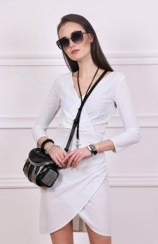 Roco 0230 sukienka kremowa biel