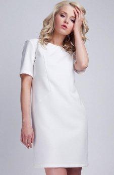 Lanti SUK118 sukienka biała