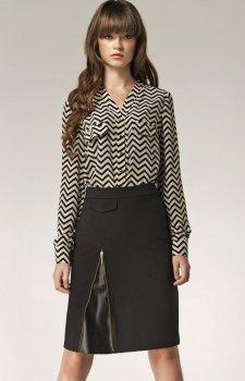 Nife SP16 spódnica czarna