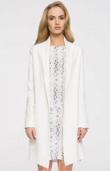 Style S071 płaszcz blazer ecru
