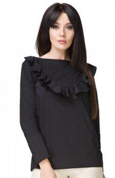 Tessita T193 bluzka czarna