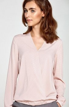 Nife B83 bluzka różowa