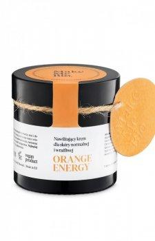 Orange Energy - Nawilżający Krem dla Cery Normalnej i Wrażliwej