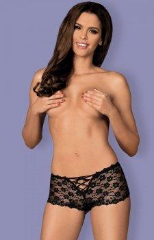 Obsessive Letica Shorties koronkowe szorty