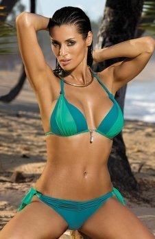 Marko AmberM-260 kostium kąpielowy zielony