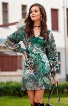 Elegancka sukienka mini 0301/B15
