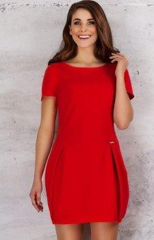 Infinite You M059 sukienka czerwona