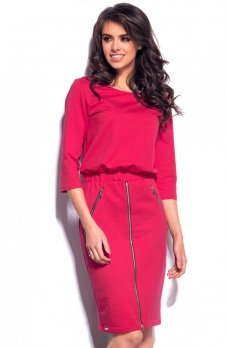 Lemoniade L177 sukienka czerwona