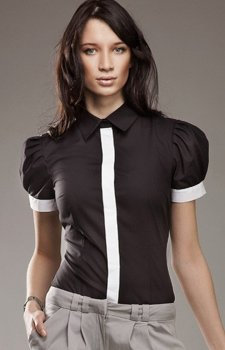 Nife k33 koszula czarny