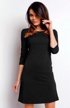 Nommo NA410 sukienka czarna