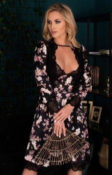Livia Corsetti Maranto kwiatowy peniuar