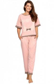 Pigeon P-673/2 piżama damska brzoskwiniowa