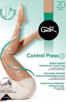 Gatta Control Press rajstopy