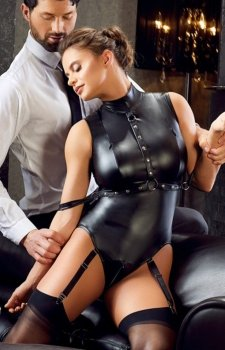 Cottelli Collection body erotyczne 2641771