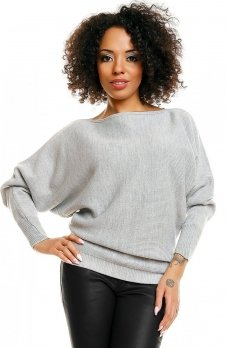 PeekaBoo 70003 sweter szary