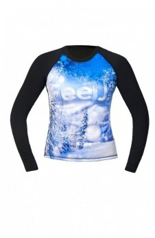 FeelJ! Snow Walley bluzka termoaktywna