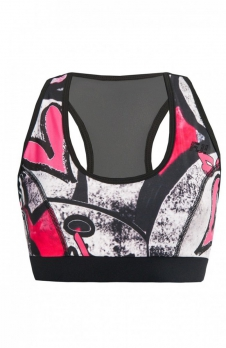 FeelJ! Graffiti top push-up