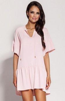 Dursi Lila sukienka różowa